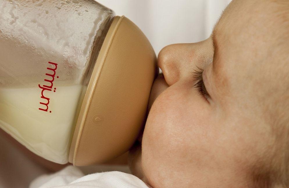 MIMIJUMI Smoczek do butelki poziom 1