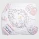 aden+anais Śliniak muślinowy bandana birdsong blossom