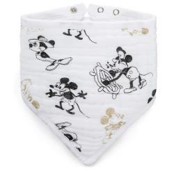 aden+anais Śliniak muślinowy bandana Disney Mickey's 90th
