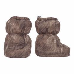 Lodger Buciki zimowe Socker Polyester Print Botanimal Nutty Fur