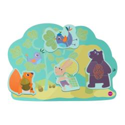 ORIBEL VertiPlay Zabawka Leśni Przyjaciele