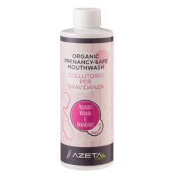 AZETAbio Organiczny płyn do płukania jamy ustnej dla kobiet w ciąży