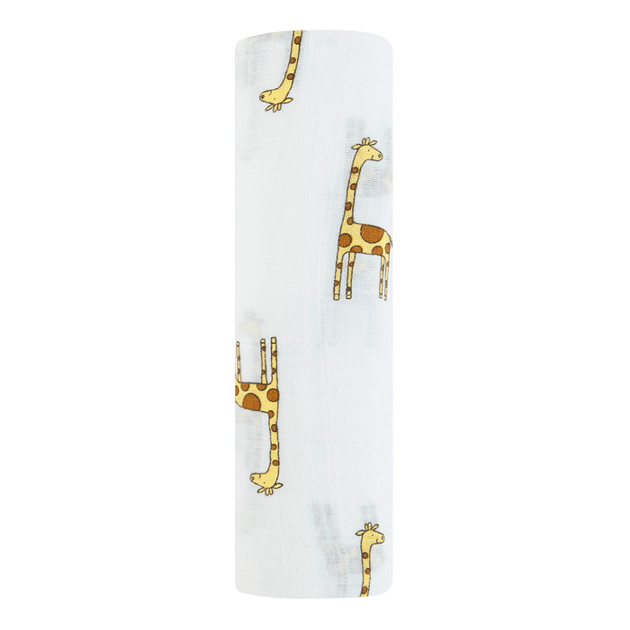 aden+anais Otulacz muślinowy jungle jam giraffe