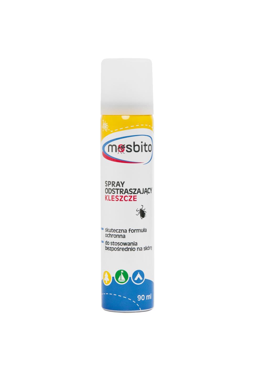 Mosbito Spray odstraszający kleszcze, 90 ml