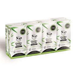 CHEEKY PANDA Chusteczki higieniczne 8x10szt