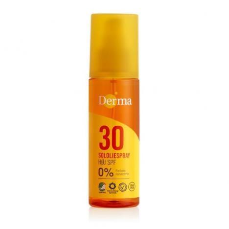 DERMA Sun Olejek słoneczny SPF 30