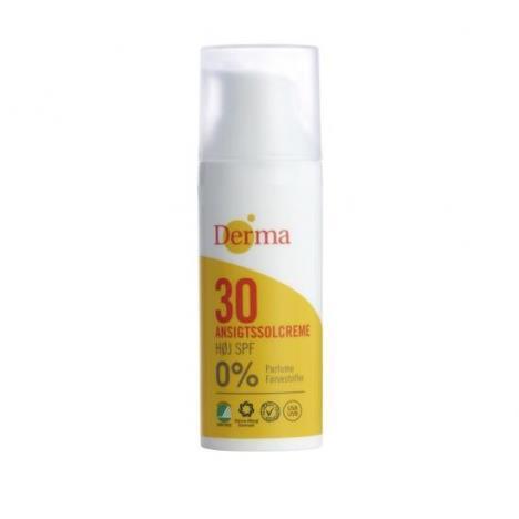 DERMA Sun Krem słoneczny do twarzy SPF 30