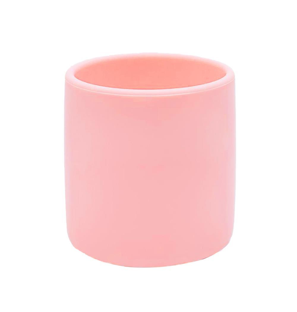 MINIKOIOI Kubeczek silikonowy różowy