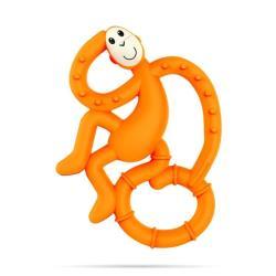 MATCHSTICK MONKEY Mini gryzak pomarańczowy
