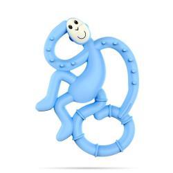 MATCHSTICK MONKEY Mini gryzak jasny niebieski
