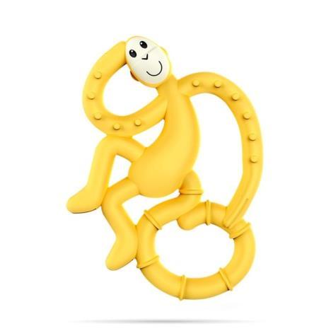 MATCHSTICK MONKEY Mini gryzak żółty