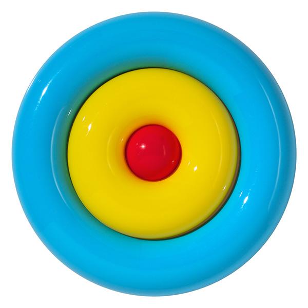 MOLUK Nello zabawka kreatywna niebieska