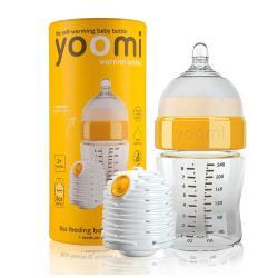 YOOMI Butelka 240ml z podgrzewaczem