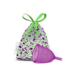 LadyCup Summer Plum kubeczek menstruacyjny rozmiar L
