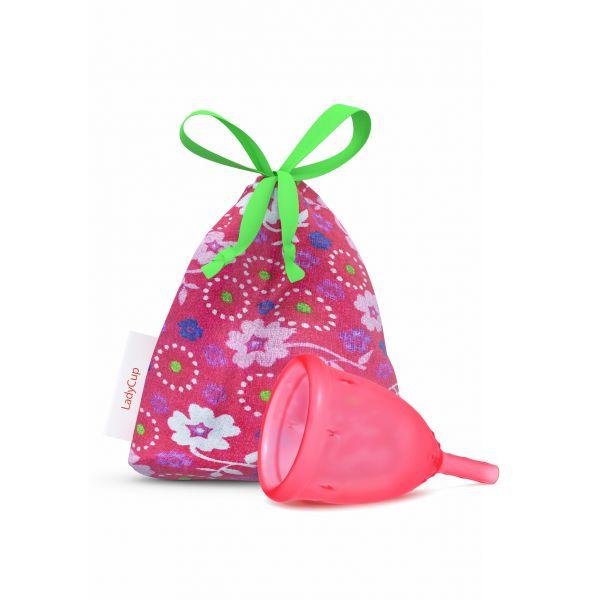 LadyCup Sweet Strawberry kubeczek menstruacyjny rozmiar L