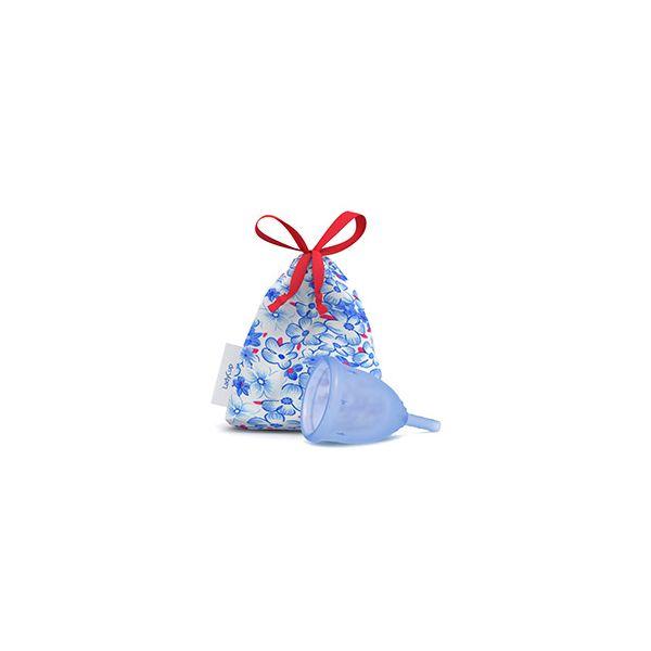 LadyCup Blue kubeczek menstruacyjny rozmiar L