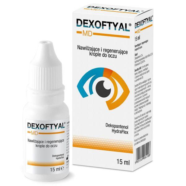 Dexoftyal MD krople do oczu 15 ml