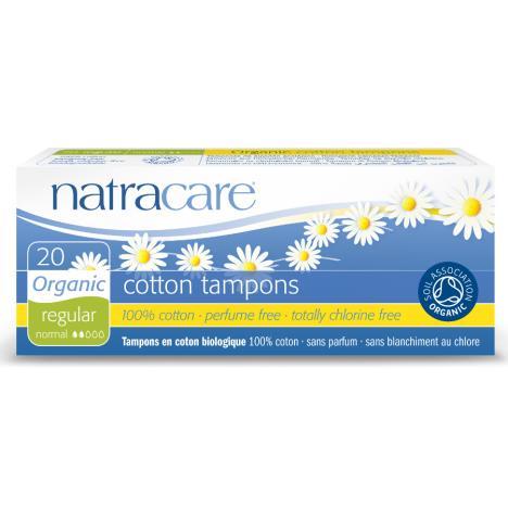 Natracare Tampony higieniczne Regular 20szt