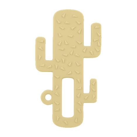 MINIKOIOI Gryzak silikonowy Kaktus żółty