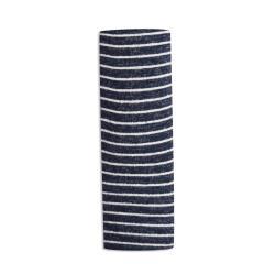 aden+anais Kocyk dzianinowy Snuggle Knit navy stripe