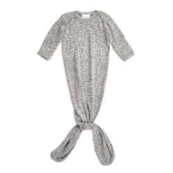 aden+anais Śpiworek dzianinowy Snuggle Knit grey