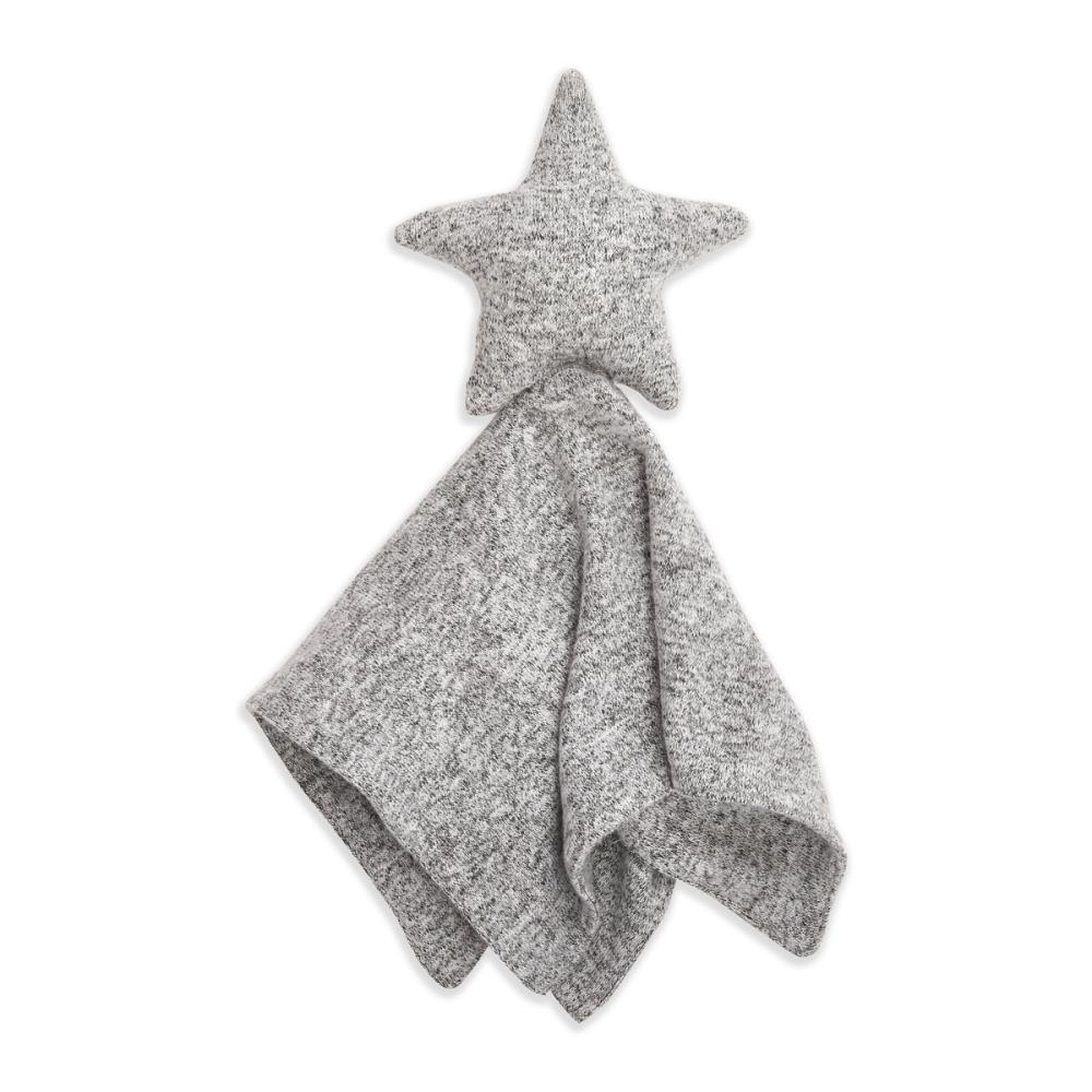 aden+anais Przytulanka dzianinowa Snuggle Knit Lovey grey