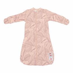 Lodger Zimowy śpiworek Hopper Sleeves Botanimal Blush 86-98