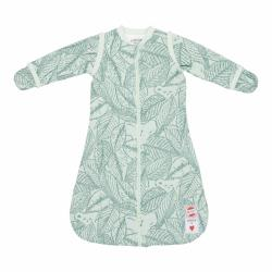 Lodger Zimowy śpiworek Hopper Sleeves Botanimal Leaf 86-98