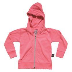 NUNUNU BABY Bluza neon różowy 12-18m
