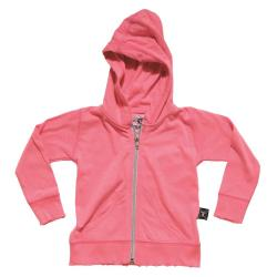 NUNUNU BABY Bluza neon różowy 2y
