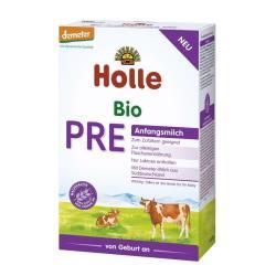 Holle Pre BIO dla niemowląt od urodzenia 400g