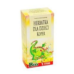 Apotheke Herbatka dla dzieci BIO koper
