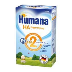 Mleko następne Humana HA 2