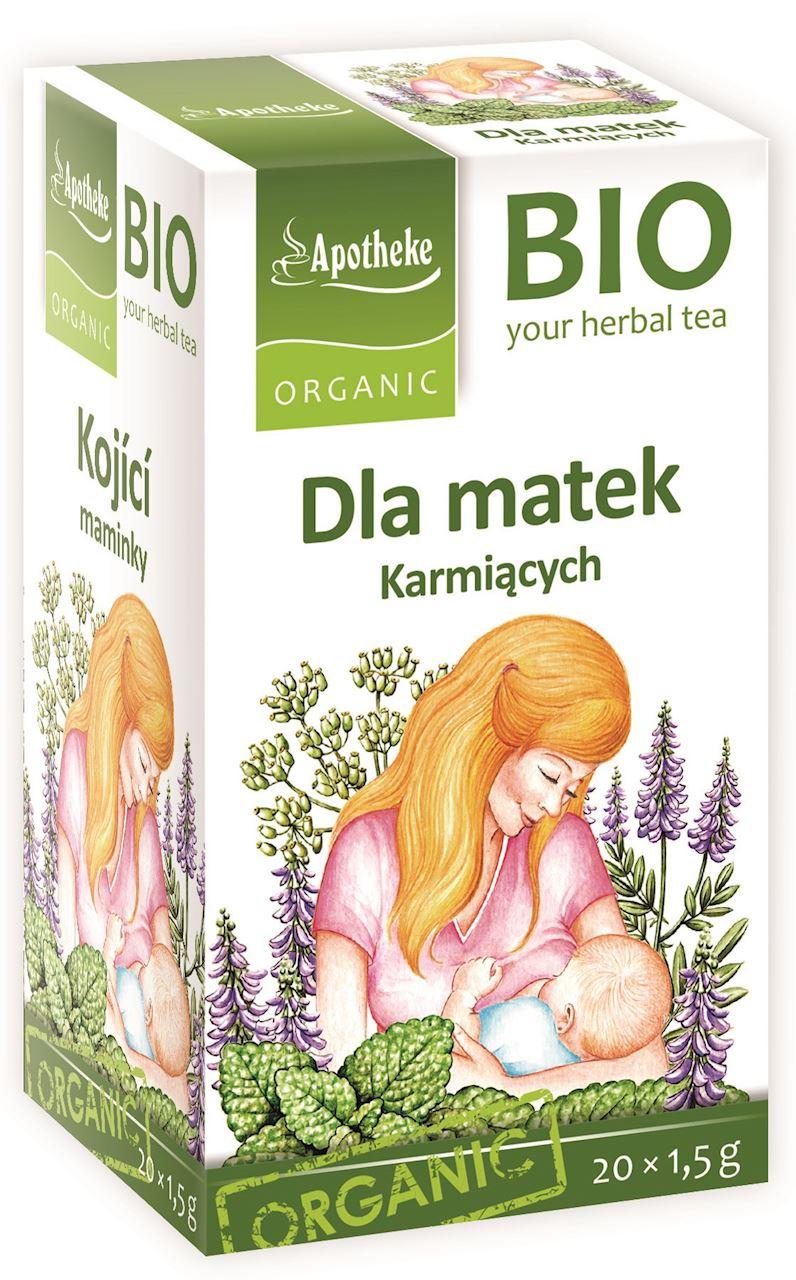 Apotheke Herbatka dla matek karmiących BIO