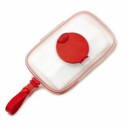 Skip Hop Pojemnik na mokre chusteczki Swipes Red