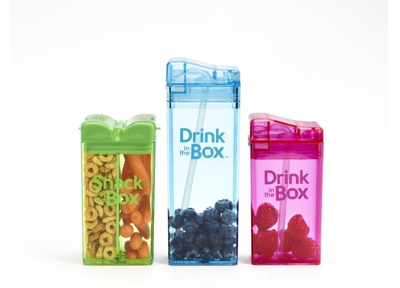 DRINK IN THE BOX CLASSIC Zestaw słomek wymiennych 350 ml