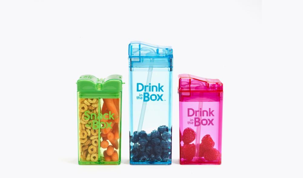 DRINK IN THE BOX Zestaw słomek wymiennych 240ml