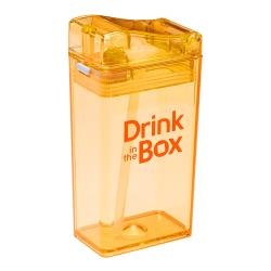 DRINK IN THE BOX Bidon ze słomką orange 240 ml