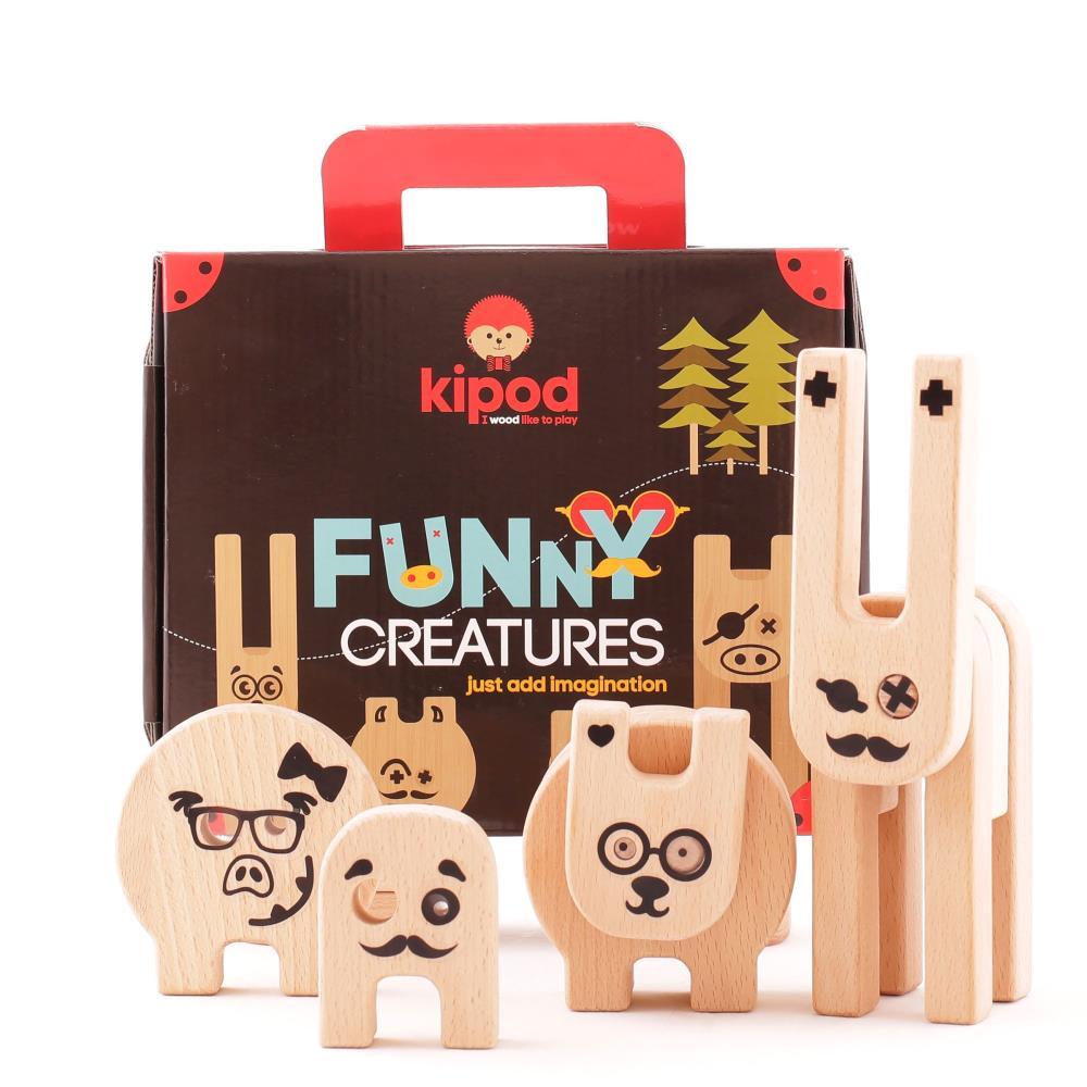 KIPOD Funny Creatures Wesołe Stworki